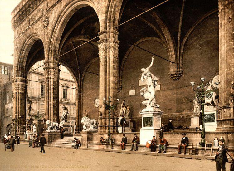 800px-Loggia_dei_Lanzi,_Florence,_Tuscany,_Italy,_ca__1897.jpg