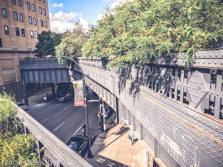 Der High Line Park_Amphitheater4_Frau Zuckerbrötchen