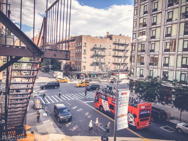 Der High Line Park_Blick in die Stadt3_Frau Zuckerbrötchen
