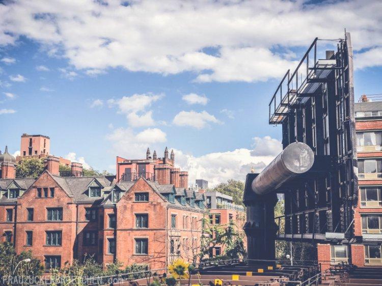 Der High Line Park_Blick in die Stadt5_Frau Zuckerbrötchen