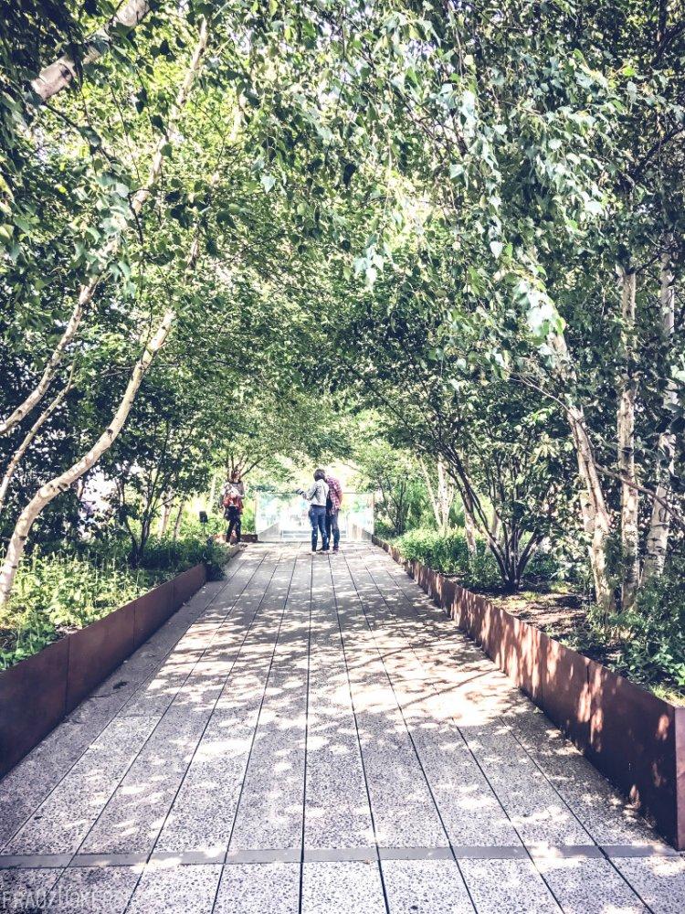 Der High Line Park_Die stillgelegte Hochbahntrasse im Manhattans Westen4_Frau Zuckerbrötchen