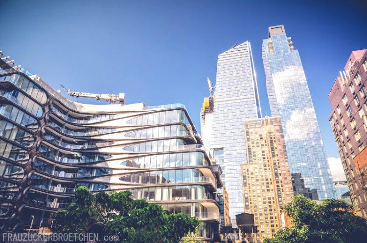 Der High Line Park_Die stillgelegte Hochbahntrasse im Manhattans Westen6_Frau Zuckerbrötchen