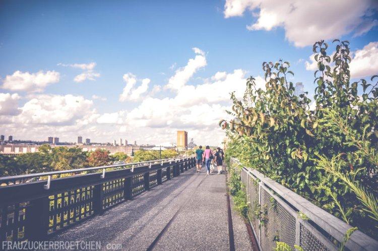 Der High Line Park_Hudson Yards12_Frau Zuckerbrötchen