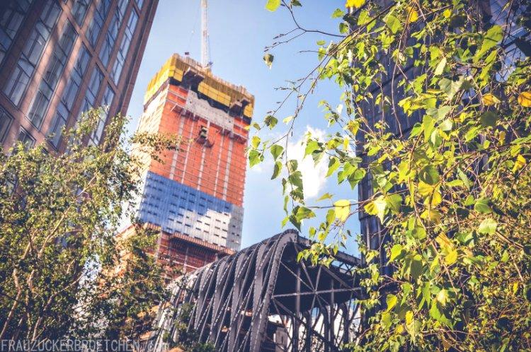 Der High Line Park_Hudson Yards14_Frau Zuckerbrötchen