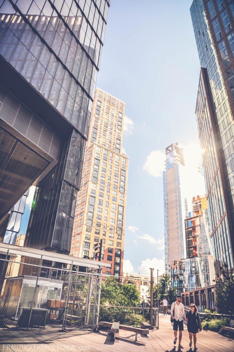 Der High Line Park_Hudson Yards15_Frau Zuckerbrötchen