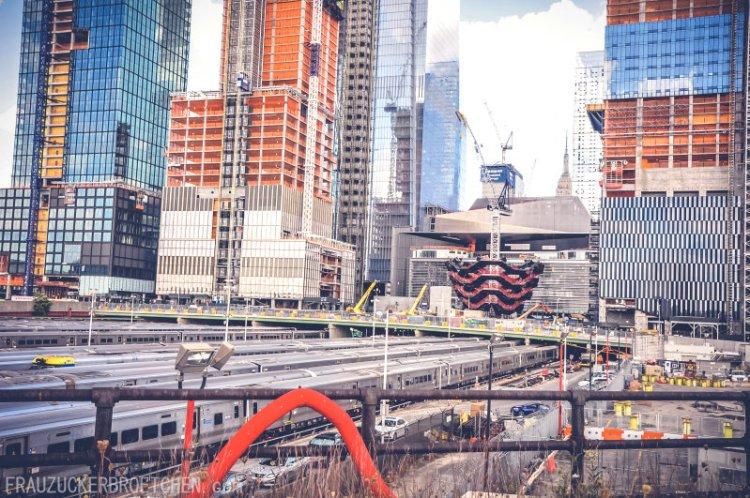 Der High Line Park_Hudson Yards5_Frau Zuckerbrötchen