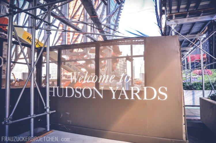 Der High Line Park_Hudson Yards_Frau Zuckerbrötchen