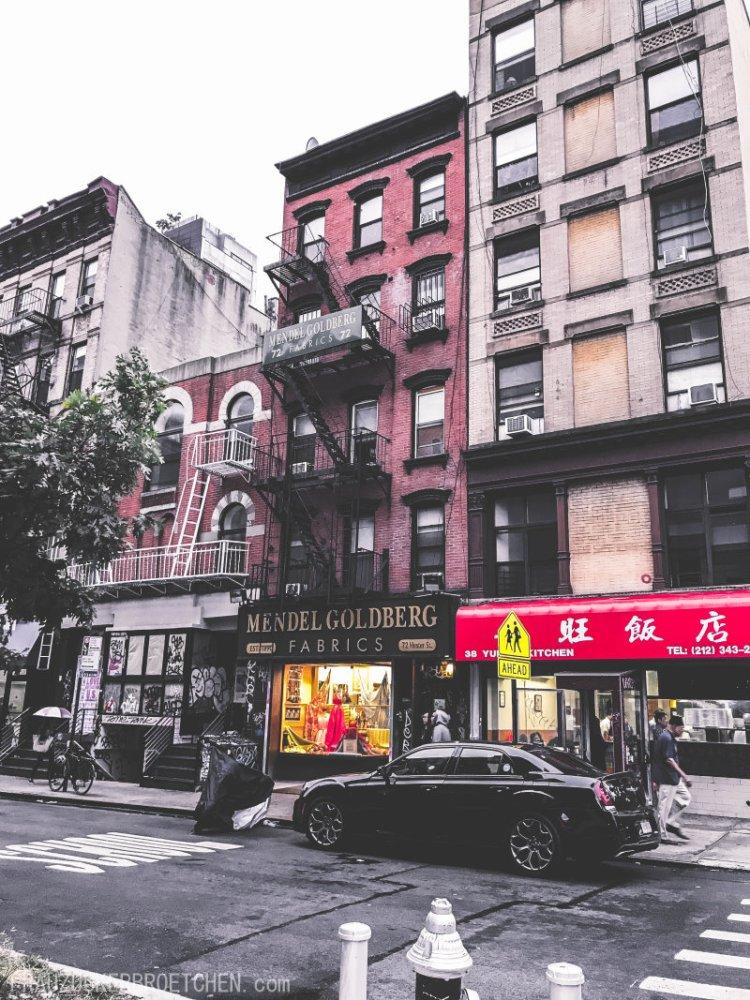 Ein kleiner Spaziergang duch Chinatown New York11