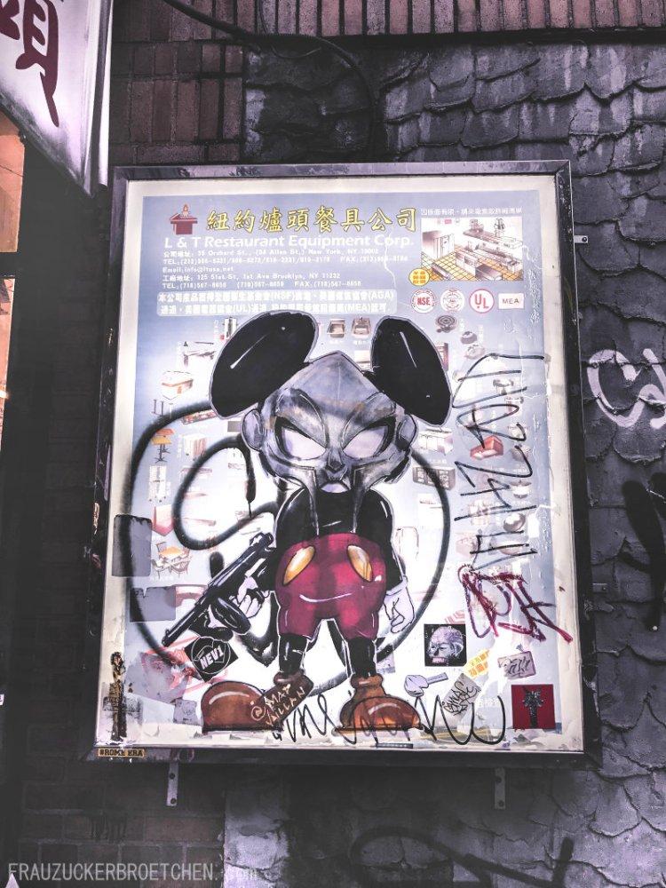 Ein kleiner Spaziergang duch Chinatown New York12