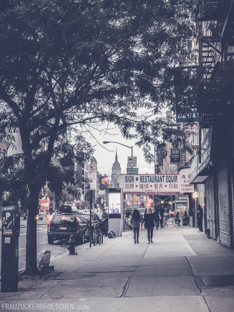 Ein kleiner Spaziergang duch Chinatown New York16