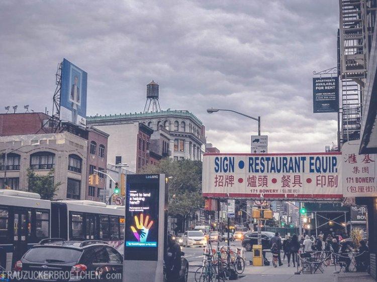 Ein kleiner Spaziergang duch Chinatown New York17