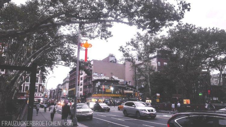 Ein kleiner Spaziergang duch Chinatown New York2