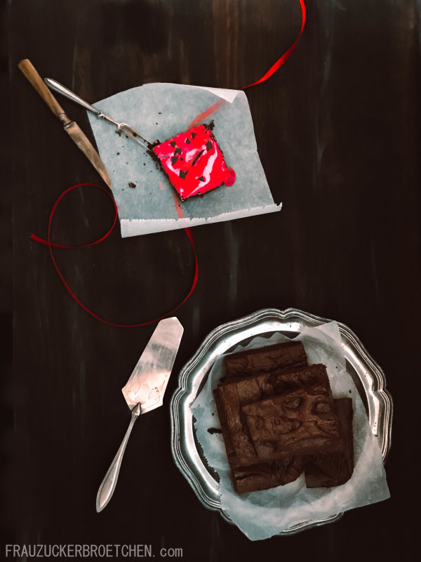 Original American Brownies Frau Zuckerbroetchen5