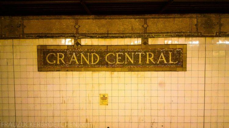 New Yorker Metro durch meine Linse10_ Herbst 2017