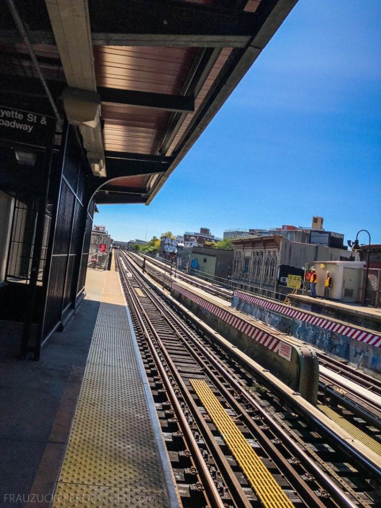 New Yorker Metro durch meine Linse20_ Herbst 2017
