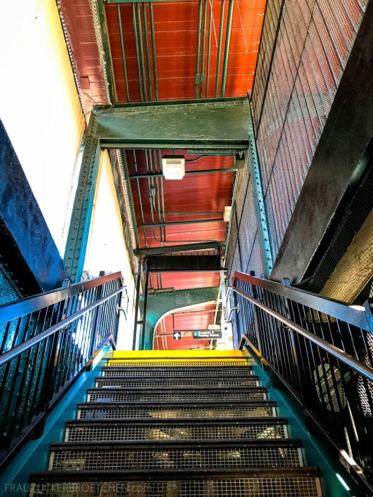 New Yorker Metro durch meine Linse21_ Herbst 2017