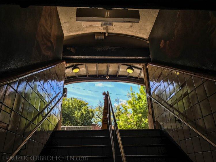New Yorker Metro durch meine Linse23_ Herbst 2017