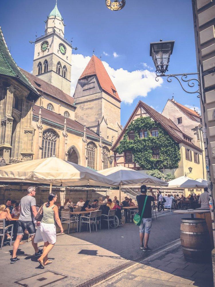 Überlingen_die wunderschöne Stadt am Bodensee