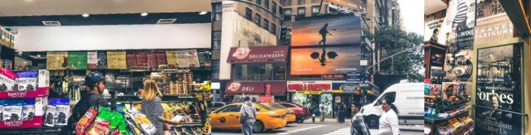 Gesund und günstig in New York essen gehen