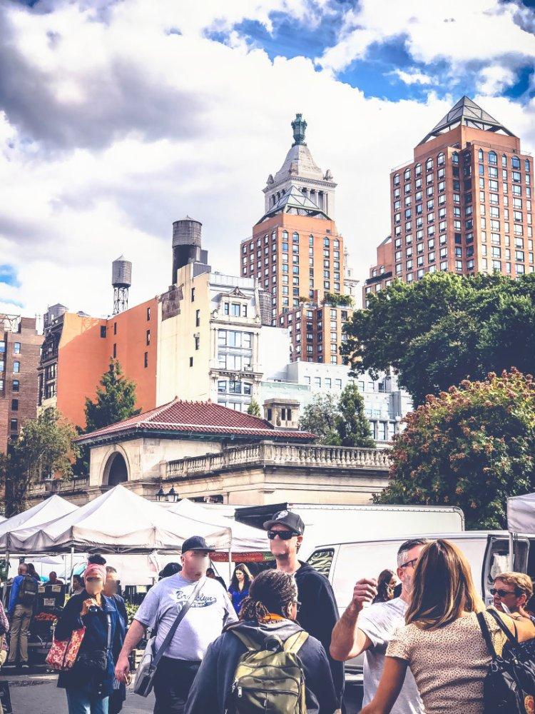 Märkte in New York_ Der Union Square Greenmarket1