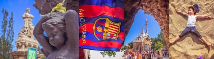 Barcelona Mai bis Juni 2018