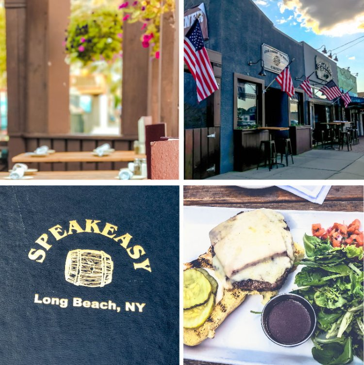 Long Beach New York_Essen im Speakeasy